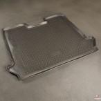 Коврик в багажник для Fiat Doblo 2000- полиуретановый