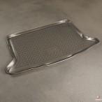 Коврик в багажник для Fiat Sedici 2006- полиуретановый