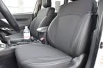 Авточехлы для Subaru Forester IV 2013- серая строчка MW Brothers