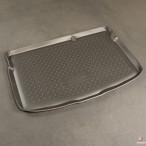 Коврик в багажник для Mazda 2 2007- полиуретановый