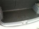 NorPlast Коврик в багажник для Mitsubishi Colt 2009-