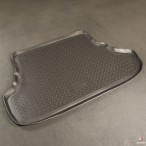 Коврик в багажник для Mitsubishi Lancer X 2007- полиуретановый