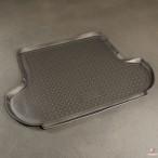 Коврик в багажник для Mitsubishi Outlander XL 2007-2012 (без сабвуфера) полиуретановый