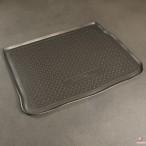 Коврик в багажник для Renault Scenic 2006-2009 полиуретановый