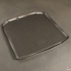 Коврик в багажник для Skoda Fabia Combi 2007- полиуретановый