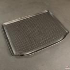 Коврик в багажник для Skoda Roomster 2006-