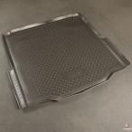 Коврик в багажник для Skoda SuperB Sedan 2008- полиуретановый