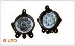 Дневные ходовые огни Lada (Ваз) Priora 2170-72 LED