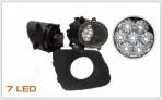 Дневные ходовые огни Lada Kalina 1117-19 LED
