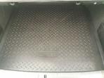 NorPlast Коврик в багажник для Volkswagen Passat B7 Sedan 2011-