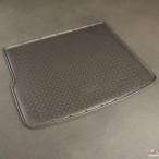 Коврик в багажник для Volkswagen Touareg 2010- (4-х зон. климат-контроль) полиуретановый