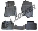 3D коврики в салон для Infiniti FX 37/50/FX30D 2008-