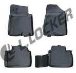 3D коврики в салон для Kia Ceed (JD) 2012-