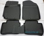 3D коврики в салон для Kia Picanto 2011-