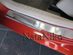 Nataniko Накладки на пороги Dodge Caliber 2006-
