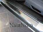 Nataniko Накладки на пороги Dodge Nitro 2007-2012