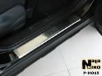 Nataniko Накладки на пороги Honda CR-V 2006-2012