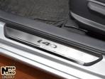 Nataniko Накладки на пороги Hyundai i40 2011-