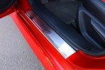 Nataniko Накладки на пороги Mazda 6 2013-
