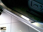 Nataniko Накладки на пороги Nissan X-Trail (T31) 2007-