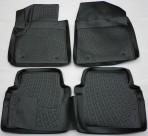 3D Коврики в салон для MG 550 2011-