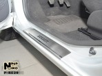Nataniko Накладки на пороги Renault Dokker 2013-