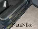 Nataniko Накладки на пороги Seat Toledo 2004-2009
