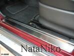 Nataniko Накладки на пороги Suzuki Jimny 2002-