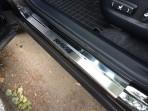 Nataniko Накладки на пороги Toyota RAV4 2013-