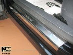 Nataniko Накладки на пороги Volkswagen Tiguan 2007-