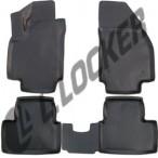 L.Locker 3D Коврики в салон для Opel Meriva B 2010-