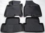 3D коврики в салон для Nissan Qashqai 2007-2014