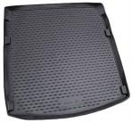 Коврик в багажник автомобиля Audi A5 Coupe 2009- полиуретановый черный