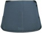 Коврик в багажник автомобиля Audi Q7 2005- полиуретановый черный