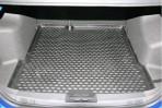 Коврик в багажник автомобиля Chevrolet Aveo Sedan 2012- полиуретановый черный