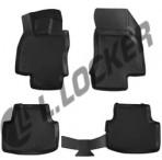 L.Locker 3D коврики в салон для Skoda Octavia A7 2013-
