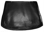 Коврик в багажник автомобиля Focus 3 Universal 2011- полиуретановый черный