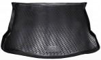 Коврик в багажник автомобиля Ford Kuga 2008-2013 полиуретановый черный