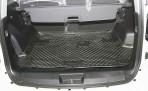 Коврик в багажник автомобиля Great Wall Haval H5 2011- полиуретановый черный