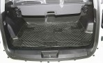 Коврик в багажник автомобиля Great Wall Haval H3 2011- полиуретановый черный