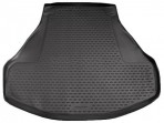 Коврик в багажник автомобиля Honda Accord 2013- полиуретановый черный