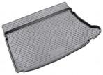 Коврик в багажник для Hyundai i30 Hb 2007-2012 полиуретановый серый