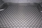 Коврик в багажник автомобиля Infiniti G 2010- полиуретановый чер