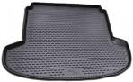 Коврик в багажник автомобиля Kia Ceed SW Universal 2007-2012 полиуретановый черный