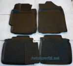 3D коврики в салон для Toyota Camry 50 2011-