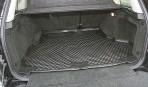 Коврик в багажник автомобиля Land Rover Range Rover 2002-2012 полиуретановый черный