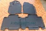 3D коврики в салон для Toyota RAV4 2013-