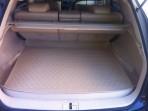 Novline Коврик в багажник для Lexus RX 2009- полиуретановый беже