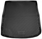 Коврик в багажник автомобиля Mazda 6 Universal 2013- полиуретановый черный