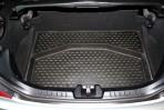 Коврик в багажник автомобиля Mercedes-Benz SLK-Class (R171) 2004- полиуретановый черный
